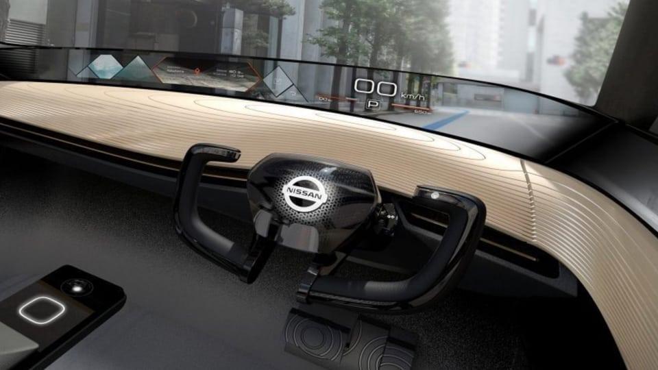 Afbeelding voor De toekomst van Nissan Intelligent Mobility